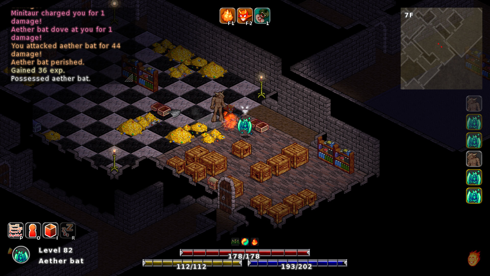 MidBoss: The possession based roguelike